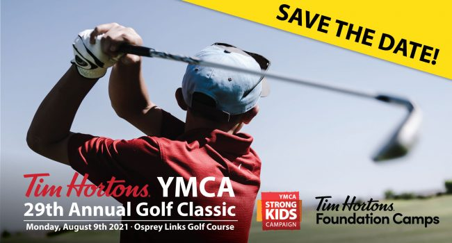 Tim Hortons YMCA Golf Classic