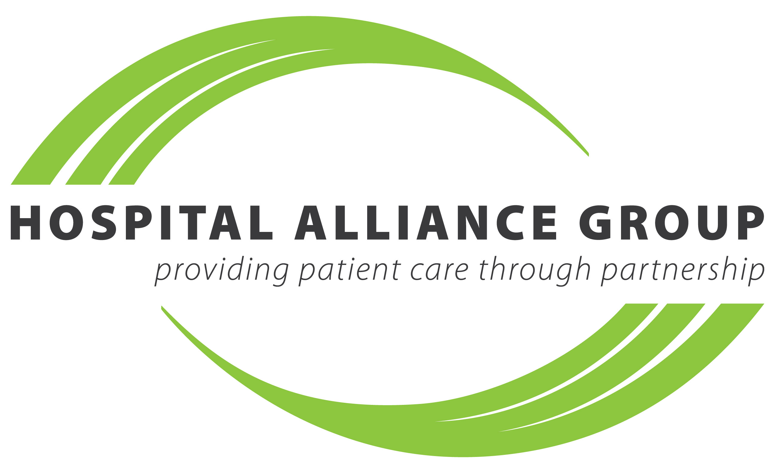 Logo For Hospital Alliance Group