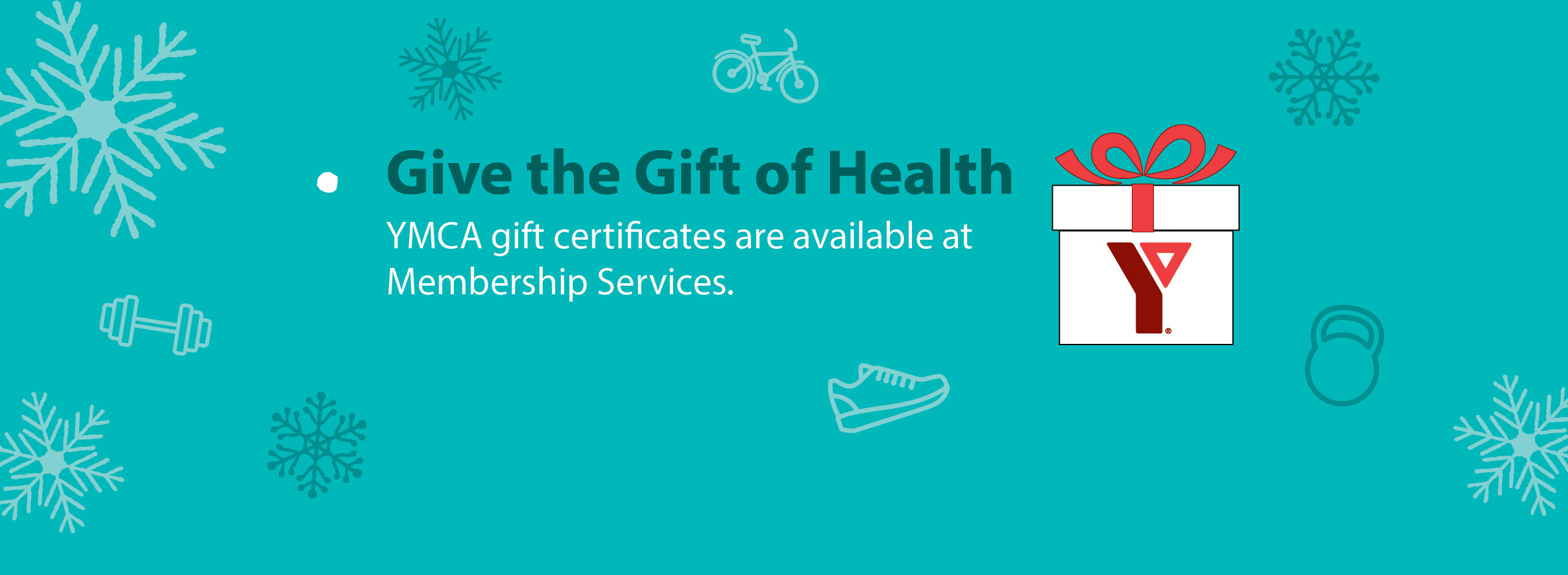 Gift of Health promotional banner