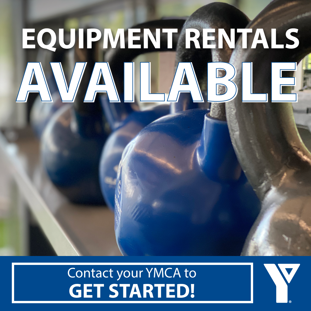 Equipment Rentals Are Available
