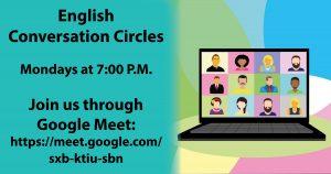 Monday English Conversation Circle