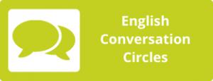 English Conversation Circles Button