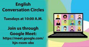 Tuesday English Conversation Circle